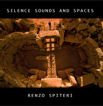 Silence Sounds and Spaces album artwork