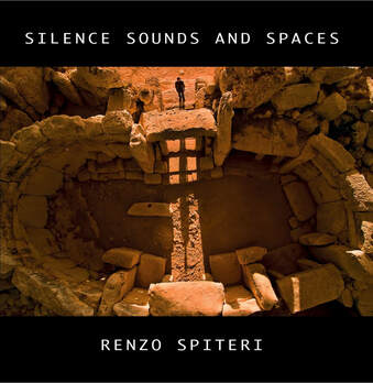 CD cover image for Silence Sounds and Spaces